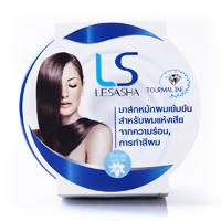 Восстанавливающая   маска для повреждённых волос с микрокристаллами турмалина и аргановым маслом 250 ml/LESASHA Hair Revital Mask 250 ml/