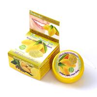 Круглая Зубная паста с манго 25 гр/Mango extract herbal toothpaste Siam Spa 25 gr
