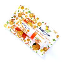 Назальный тайский ингалятор c маслом апельсина 5 мл / Peppermint Orange inhaler 5 ml