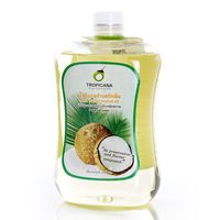 Натуральное нерафинированное кокосовое масло Tropicana 1000 мл/TROPICANA VIRGIN oil 1000 ml/