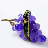 Фигурное спа-мыло «Голубой виноград» c натуральной люфой  110/ Lufa spa soap Blue grape