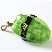 Фигурное спа-мыло «Лемонграсс» c натуральной люфой 110 гр  / Lufa spa soap Lemongrass