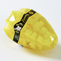 Фигурное спа-мыло «Жасмин» c натуральной люфой 115 гр / Lufa spa soap Jasmine