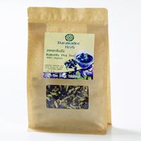 Чай «Мотыльковый горошек» Высший сорт Darawadee Herb 50 грамм / Darawadee Herb Butterfly Pea Tea 50 gr