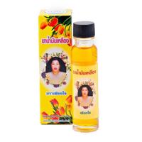 Масло желтое Kongka 24 мл / Kongka yellow oil 24 ml