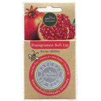 Бальзам для губ с натуральными маслами и ароматом граната Phutawan 8 гр /Phutawan Lip Balm Pomegranate 8 гр
