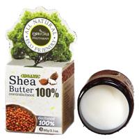 Органическое масло ши(карите) от Phutawan 60 gr/Phutawan Shea Butter organic 100% 60g