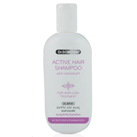 Шампунь от перхоти Dr Somchai 100 мл /Dr Somchai Active Hair Shampoo — Anti-Dandruff 100 ml