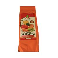 Зеленый чай с апельсином 70 гр /Green tea orange 70 гр