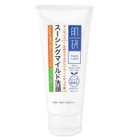 Очищающая пенка для чувствительной кожи с натуральными экстрактами и гиалуроновой кислотой Hada Labo 100 мл / Hada Labo Mild & Sensitive Skin Face Wash 100 ml