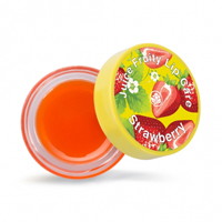 Увлажняющий бальзам для губ «Клубника» Juice Fruity Lip Care Oriental Princess 6.5 гр /Oriental Princess Juice Fruity Lip Care Strawberry 6.5 gr