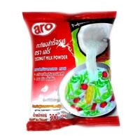 Сухое кокосовое молоко 300 грамм = 1 литр кокосового молока/Aro coconut milk powder 300 гр/