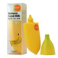 Банановое крем-молочко для рук Mеngkou 45 мл /Mеngkou banana hand milk 45 ml