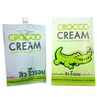 Заживляющий крем против воспалений Crocco с жиром крокодила от Fuji 8 гр/ Fuji Crocco cream