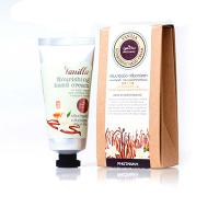 Питательный увлажняющий крем для рук «Ваниль» Phutawan 40 гр/Phutawan Vanilla Nourishing Hand Cream 40 g