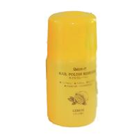 Жидкость для снятия лака Daiso с витамином Е и маслом жожоба «Лимон» 100 ml / Daiso Nail Polish Remover Lemon