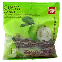 Жевательные тайские конфеты c соком гуавы 110 гр /MitMai Guava soft chewy candy 110 gr