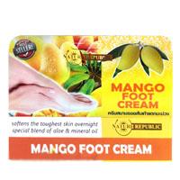 Крем для ног с экстрактом манго Nature republic 80 грамм /Nature repiblic mango foot cream 80 gr