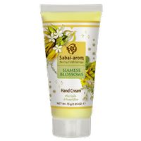 Крем для рук и ногтей Siamese Blossom Sabai-arom 75 мл / Siamese Blossom Sabai-arom Hand cream 75 ml