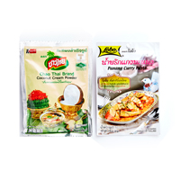 Специи для приготовления мяса по-тайски Пананг Карри/LOBO Panang Curry Paste+ Coconut cream powder