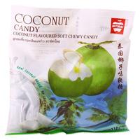 Жевательные тайские конфеты соком кокоса 110 гр /MitMai Coconut soft chewy candy 110 gr