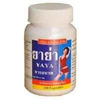 Слабительные детокс-капсулы YAYA от Yanhee 100 капсул / Yanhee Yaya 100 caps