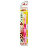 Мягкая зубная щетка для детей 3-6 лет Dok Bua Ku от Twin Lotus / Twin Lotus Dok Bua Ku Toothbrush For Kids 3-6 years