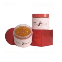 Антицеллюлитный гель с перцем чили для коррекции фигуры Mistine 80 гр /Mistine Hot Chilli & Pepper Body Firming Reduce Cellulite Gel 80 gr