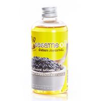 Лечебное масло из черного кунжута 255 ml/SLOW sesame oil 255 ml/