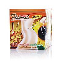 Разогревающий антицеллюлитный крем с имбирем и маслом подсолнечника Flourish 500 мл /Flourish spa & slim herbal hot cream ginger & sunflower 500 ml