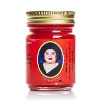Красный разогревающий тайский бальзам с перцем чили от Thanyaporn 50 гр / Thanyaporn CHILI red balm 50 gr