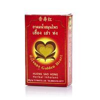 Натуральный ингалятор «Два пути» в стильном флакончике  / Golden Heart hueng sao hong herbal inhalant