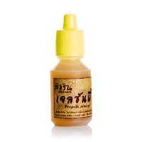 Экстра средство для точечного лечения акне с прополисом, алое вера и лечебными тайскими травами 5 ml /Honey Club acne  propolis gel 5ml