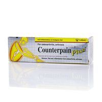 COUNTERPAIN PLUS болеутоляющий гель с пироксикамом 25 гр/Counterpain PLUS yellow balm 25 gr/