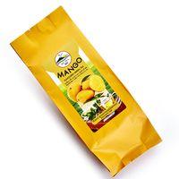 Зеленый чай с  ароматом манго от Mt Tea 70 гр / Mt Tea Green tea mango