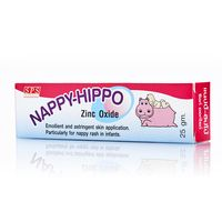 Детский крем Nappy-Hippo дерматологический 25 гр / Nappy-Hippo cream 25 gr