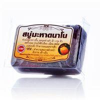 Натуральное тайское мыло с корой Махаад для лечения акне 40 гр./Mahaаd Soap 40 gr