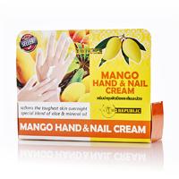 Крем для рук и ногтей Nature Republic с манго 80 мл/ Nature Republic mango Hand&nail cream 80ml