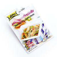 Жареный карри по-тайски 60 gr/Thai Stir fry carry paste 60 gr/