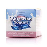 Маска для лица с болгарским йогуртом «Mistine» 48 гр.