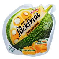 Ломтики Джекфрута сушеные 65 гр/Dehydrated Jackfruit 65 gr