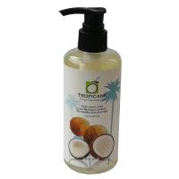 Натуральное нерафинированное кокосовое масло «Tropicama» с помпой (Таиланд) 250 ml/TROPICANA VIRGIN OIL 250 ml/