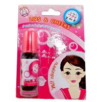 «Тайские губки» — блеск для губ и румяна 2 в 1 10 ml  / Lips & cheeks tint 10 ml