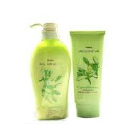 Шампунь и кондиционер Mistine с маслом моринги / Mistine Shampoo & Conditioner Moringa Set