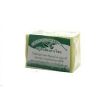 Натуральное мыло с экстрактом зелёного чая 80 г/Green Tea soap 80 gr