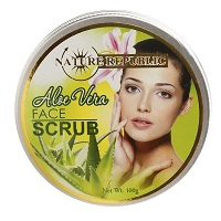 Скраб для лица с алоэ вера Natural Republic 100грамм / Natural Rebublic Aloe Vera face scrub 100 gr