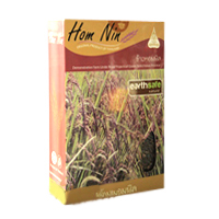 Hom Nin чёрно фиолетовый рис 1 kg