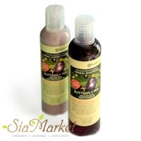 Шампунь и Кондиционер Мотыльковый Горошек и Оливковое Масло / Bynature Butterfly Pea + Olive Oil Hair Conditioner (набор из 2 шт)