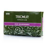 БАД для роста волос, повышения их густоты, борьбы с выпадением Trichup 60 капсул / Trichup 60 Capsules