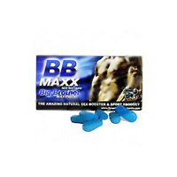 Капсулы для потенции BB MAX 6 шт /BB MAX 6 caps